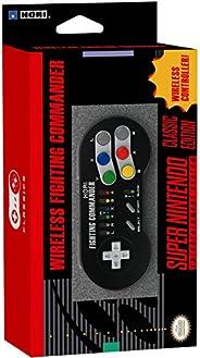 HORI Super SNES 经典版格斗指挥官无线控制器垫,任天堂官方*