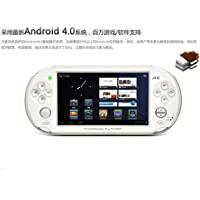 金星 JXD S5110 首发 5寸电容屏 安卓4.0 200万摄像头 PSP4G 白色