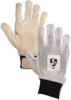 SG Test Inner Gloves for Wicket Keeping 男式尺码