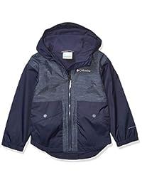 Columbia 哥伦比亚 儿童 & Baby Rainy Trails 抓绒内衬夹克,防水透气