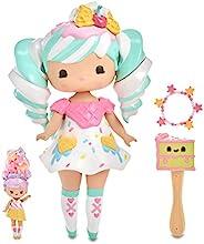 Secret Crush Surprise 大型小型玩偶-圣代漩涡,小熊维尼糖果主题锤,心形展示柜(用于存放和放置),珠子和挂绳(用于DIY珠宝)-适合3岁以上的儿童