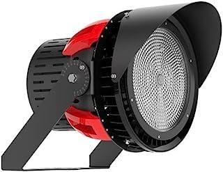 Morris 77005 HOT Shot 运动灯-500W 65,300 流明 45° 光束角度 200-480V 5000K,黑色