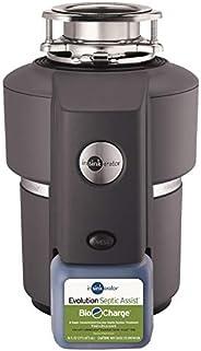 InSinkErator Evolution 化粪辅助 3/4 HP 家用垃圾处理