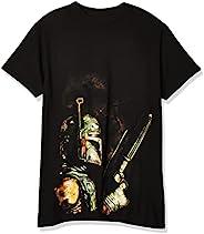 Star Wars Classic The Bounty Hunter T-Shirt 黑色 XXX-Large