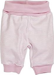 schnizler 婴儿棉质条纹运动服下装裤子