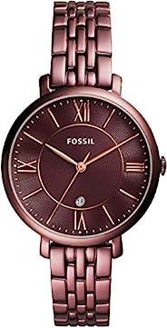 Fossil 手表 JACQUELINE ES4100 女款 红色