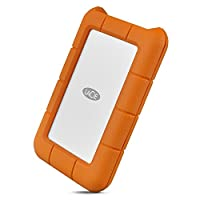 LaCie Rugged 莱斯 USB 3.0 迷你磁盘便携式硬盘 5TB