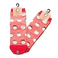 2双一套 Hamster II 女式 袜子 Hamster Socks 宠物和动物袜子 Pet & Animal Socks SD-2008 仓鼠 宠物橡胶
