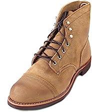 Red Wing Heritage 铁侠 6 英寸Vibram 男靴