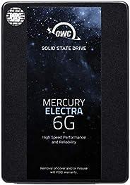 OWC 2TB Mercury Electra 6G SSD 2.5 英寸串行ATA 7 毫米固态硬盘