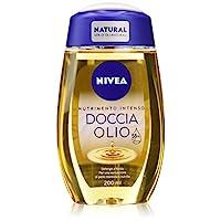 Nivea 妮维雅 Natural Oil Dusche,6瓶装/每瓶200ml