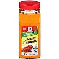 McCormick Ground Turmeric (Organic, Non-GMO, Kosher), 13.25 oz