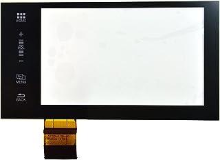 Rlfearl 触摸屏玻璃数字化仪 Gps 导航收音机兼容 2016-17 本田雅阁思域 HR-V Pilot Fit 7 英寸 60 针