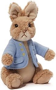 GUND 经典比阿特丽克斯·波特彼得兔毛绒玩偶,9英寸(约22.86厘米)
