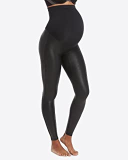Spanx 女士 20201r-very XL 打底裤,黑色(非常黑),42 (制造商尺寸:XL 码)