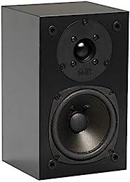 NHT SuperZero 2.1 Premium密封盒式迷你监听扬声器,单声道,亮黑色