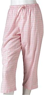 Nautica 女士七分针织条纹裤