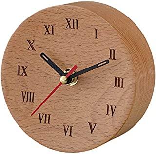 St. Wood clock B 圆罗马
