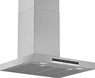 Bosch 博世 6系列 抽油烟机 B DWB67IM50 60cm 不锈钢材质 可选再循环或排气模式 TouchSelect按键操作 静音级金属油脂过滤器(适用于洗碗机)