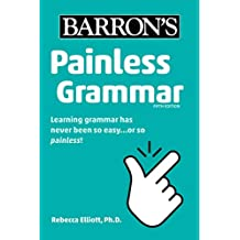 Painless Grammar (Barron's Painless) (English Edition)