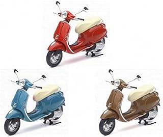 Toinsa 21-57553 Moto Vespa Primavera 1:12 飞机,彩色