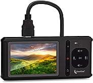 ClearClick 高清视频捕捉盒终极版(4K 版) - 从 HDMI (高达 4K30) 和 AV 视频源录制和传输视频 - 无需电脑