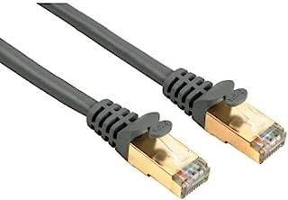 Hama 75046736 网线 RJ45,STP,5类直/屏蔽,20米,灰色