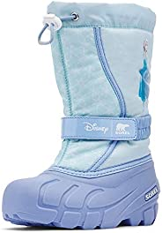 Sorel - Disney Frozen 2 Flurry 儿童冬季雪地靴