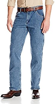 Wrangler Men's Premium Performance Advanced Comfort Cowboy Cut Reg