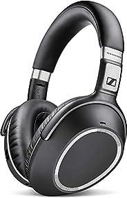 Sennheiser 森海塞尔 PXC 550 无线–NoiseGard 自适应降噪蓝牙耳机,带触摸感应控制和 30 小时电池续航