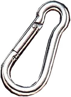 大里 不锈钢 弹簧挂钩 6Φ×60 1根装(28-876)