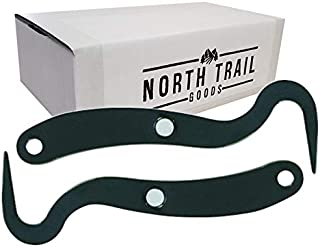 North Trail Goods - 磁性马蹄拨片 - 2 件套