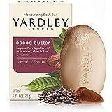 Yardley London 纯可可脂和维生素 E 香皂,4.25 盎司(约 120.5 克) 可可黄油 1包