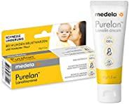 Medela 美德乐 Purelan 乳头膏,37 克,羊毛脂,快速缓解*和干燥的皮肤