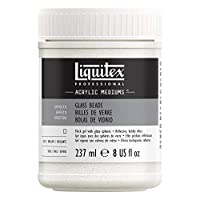 Liquitex Professional Glass Beads Effects Medium, 237ml jar