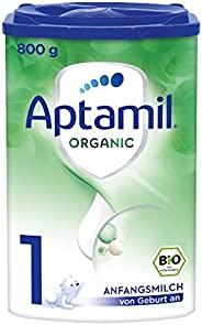 Aptamil 爱他美 ORGANIC 1段婴儿奶粉,800g