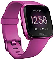 Fitbit Versa Lite Health & Fitness Smartwatch with Heart Rate, 4+ Day Battery & Water Resistance,