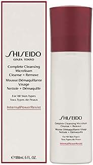 Shiseido 资生堂 Complete Cleansing Micro Foam 清洁泡沫,180毫升