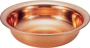日本进口新光金属铜盆S-9350