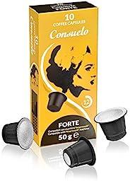 Consuelo 胶囊咖啡 10 Kapseln Forte