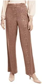 Alfani 阔腿裤,*温暖的棕色 12