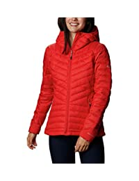 Columbia 哥倫比亞女士連帽外套,Windgates 連帽保暖夾克,滌綸,EK0054