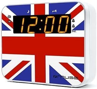 Muse M-165 无线电控制闹钟M-165 UK M-165 UK