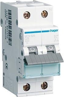 Hager HAGETIMCN525 LS-开关 25A 1极 C+N