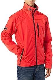 Helly Hansen 男士防水、防风、透气带抓绒衬里领全拉链圆领中间层夹克