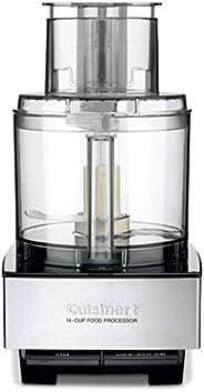 Cuisinart 美膳雅 DFP-14BCNY 14杯食物料理機,拉絲不銹鋼,需配變壓器