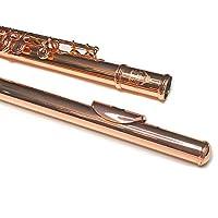 Kaizer 长笛 C 系列(3000) 标准学生 C 长笛 2020 年款 - 玫瑰金