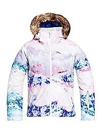 Roxy Jet Ski SE 女童夹克 8-16