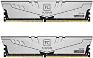 TEAMGROUP T-Create Classic DDR4 64GB Kit (2 x 32GB) 3200MHz (PC4 25600) CL22 臺式機內存條 - TTCCD464G3200HC22DC01