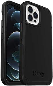 OtterBox Defender XT,坚固保护 iPhone 12 Pro Max - 黑色 - 非零售包装